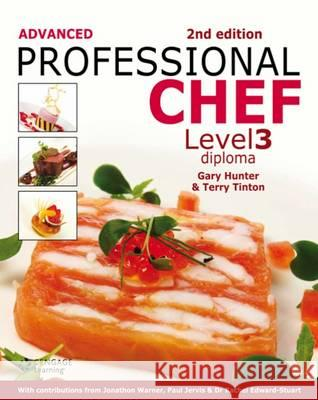 Advanced Professional Chef. Level 3 Gary Hunter 9781408064214