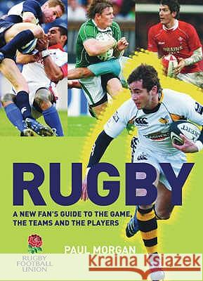 Rugby Paul Morgan 9781408103753