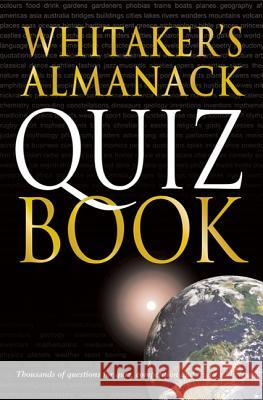 Whitaker's Almanack Quiz Book  9781408104484
