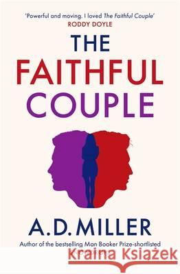 Faithful Couple A D Miller 9781408705919 Little Brown Books Group Expor