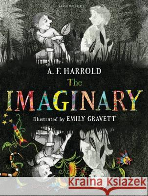 Imaginary A F Harrold 9781408850169 Bloomsbury Childrens Books