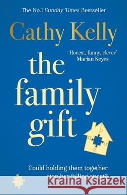The Family Gift Cathy Kelly   9781409179245