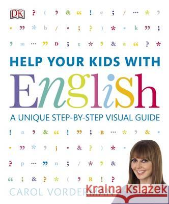 Help Your Kids with English Carol Vorderman 9781409314943