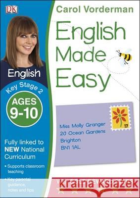 English Made Easy KS2 Ages 9-10 Carol Vorderman 9781409344681