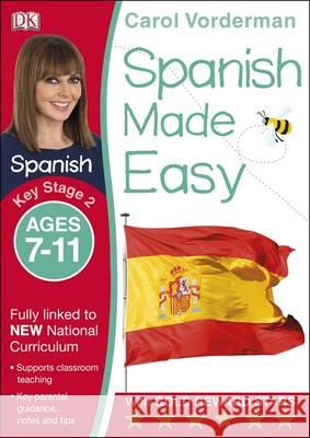 Spanish Made Easy Carol Vorderman 9781409349389