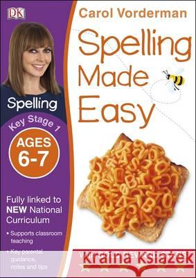 Spelling Made Easy Year 2 Carol Vorderman 9781409349433