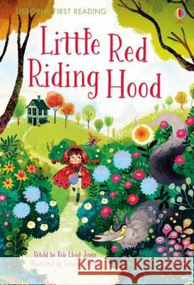 Little Red Riding Hood Rob Lloyd Jones 9781409596820