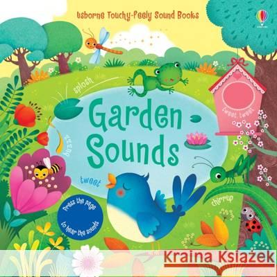 Garden Sounds Sam Taplin 9781409597698