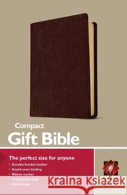 Compact Bible-Nlt Tyndale House Publishers 9781414301730