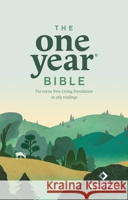 One Year Bible-Nlt Tyndale House Publishers 9781414302041