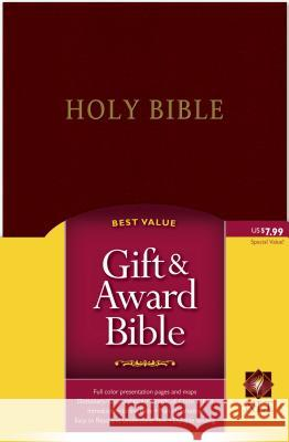 Gift and Award Bible-Nlt Tyndale House Publishers 9781414302072