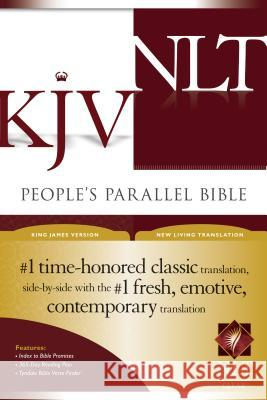 People's Parallel Bible-PR-KJV/NLT Tyndale House Publishers 9781414307152