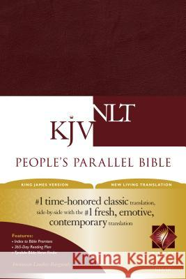 People's Parallel Bible-PR-KJV/NLT Tyndale House Publishers 9781414307176
