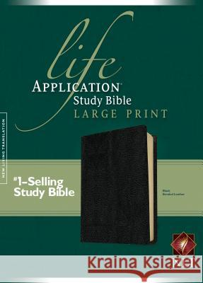 Life Application Study Bible-NLT-Large Print Tyndale House Publishers 9781414307220
