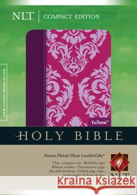 Compact Bible-NLT Tyndale House Publishers 9781414314006
