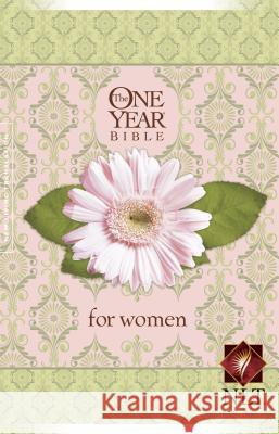 One Year Bible for Women-NLT Tyndale House Publishers 9781414314136