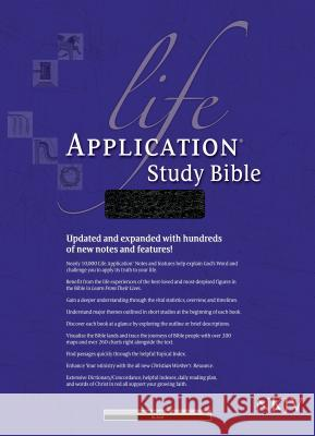 Life Application Study Bible-NKJV Tyndale 9781414332048