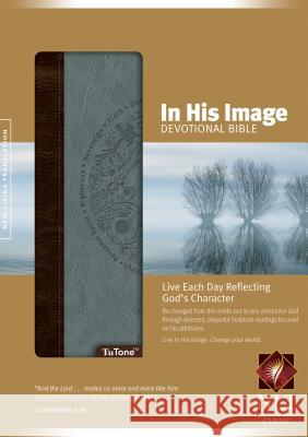 In His Image Devotional Bible-NLT Tyndale                                  Bright Media Foundation 9781414337630