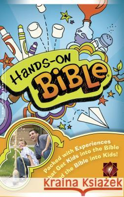 Hands-on Bible Tyndale 9781414337692