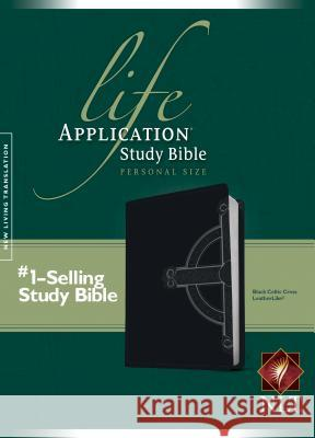 Life Application Study Bible-NLT-Personal Size Celtic Cross Tyndale 9781414338705