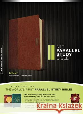 Parallel Study Bible-NLT Tyndale 9781414339269