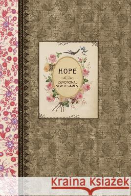 Hope Devotional New Testament-NLT-Psalms and Proverbs Tyndale 9781414339672