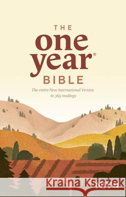 One Year Bible-NIV Inc Tyndal Tyndale 9781414359915
