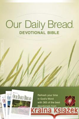 Our Daily Bread Devotional Bible-NLT  9781414361963