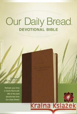 Our Daily Bread Devotional Bible-NLT  9781414361970