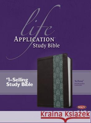 Life Application Study Bible-NKJV  9781414365046
