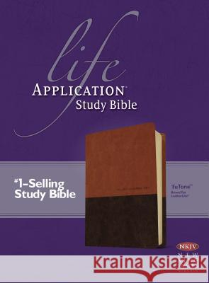 Life Application Study Bible-NKJV  9781414365053