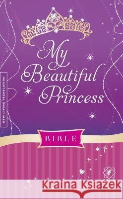 My Beautiful Princess Bible-NLT   9781414368153