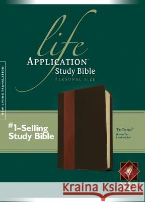 Life Application Study Bible-NLT-Personal Size  9781414375694