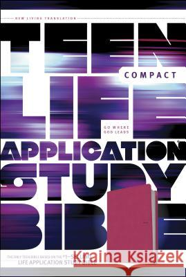 Teen Life Application Study Bible-NLT-Compact Tyndale House Publishers 9781414387543