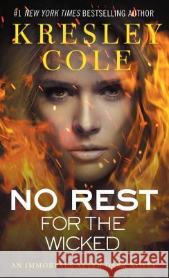 No Rest for the Wicked Kresley Cole 9781416509882