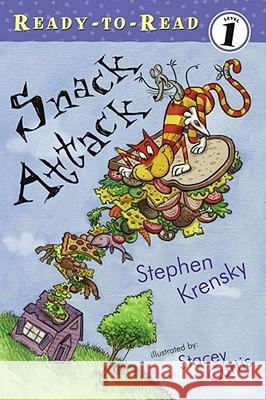 Snack Attack Stephen Krensky Stacy Curtis 9781416902386