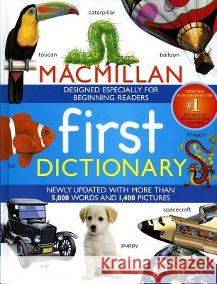 MacMillan First Dictionary Simon & Schuster 9781416950431