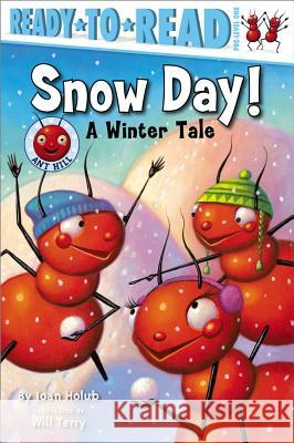 Snow Day!: A Winter Tale Joan Holub Will Terry 9781416951353