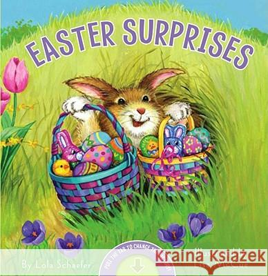 Easter Surprises Lola Schaefer Lisa McCue 9781416964766