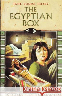 The Egyptian Box Jane Louise Curry 9781416971405