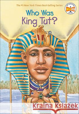 Who Was King Tut? R. Edwards 9781417772322 Topeka Bindery