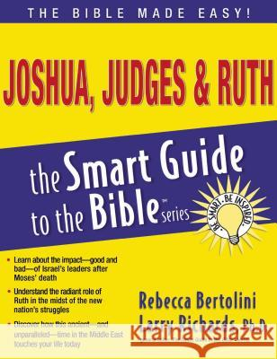 Joshua, Judges and Ruth Larry Richards 9781418510053