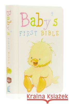 Baby's First Bible-NKJV Thomas Nelson Publishers 9781418534295