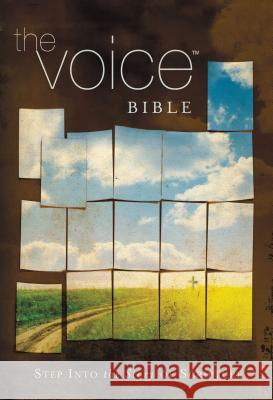 Voice Bible-VC: Step Into the Story of Scripture   9781418549015