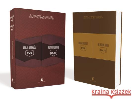 Biblia Bilingue Reina Valera Revisada / New King James Reina Valera Revisada 9781418598105
