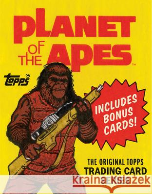 Planet of the Apes: The Original Topps Trading Card Series The Topps Company                        Gary Gerani 9781419726132