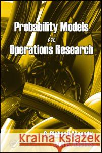 Probability Models in Operations Research C. Richard Cassady Joel A. Nachlas 9781420054897