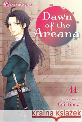 Dawn of the Arcana, Volume 11 Rei Toma 9781421558899