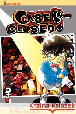 Case Closed, Vol. 60: Grounds for Murder Gosho Aoyama 9781421583860