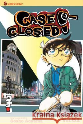 Case Closed, Vol. 61: Shoes to Die for Gosho Aoyama 9781421586847